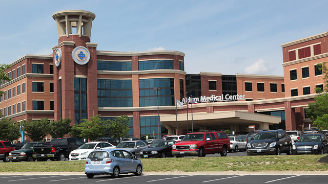 Clinical Neuroscience Institute at Atrium Medical Center