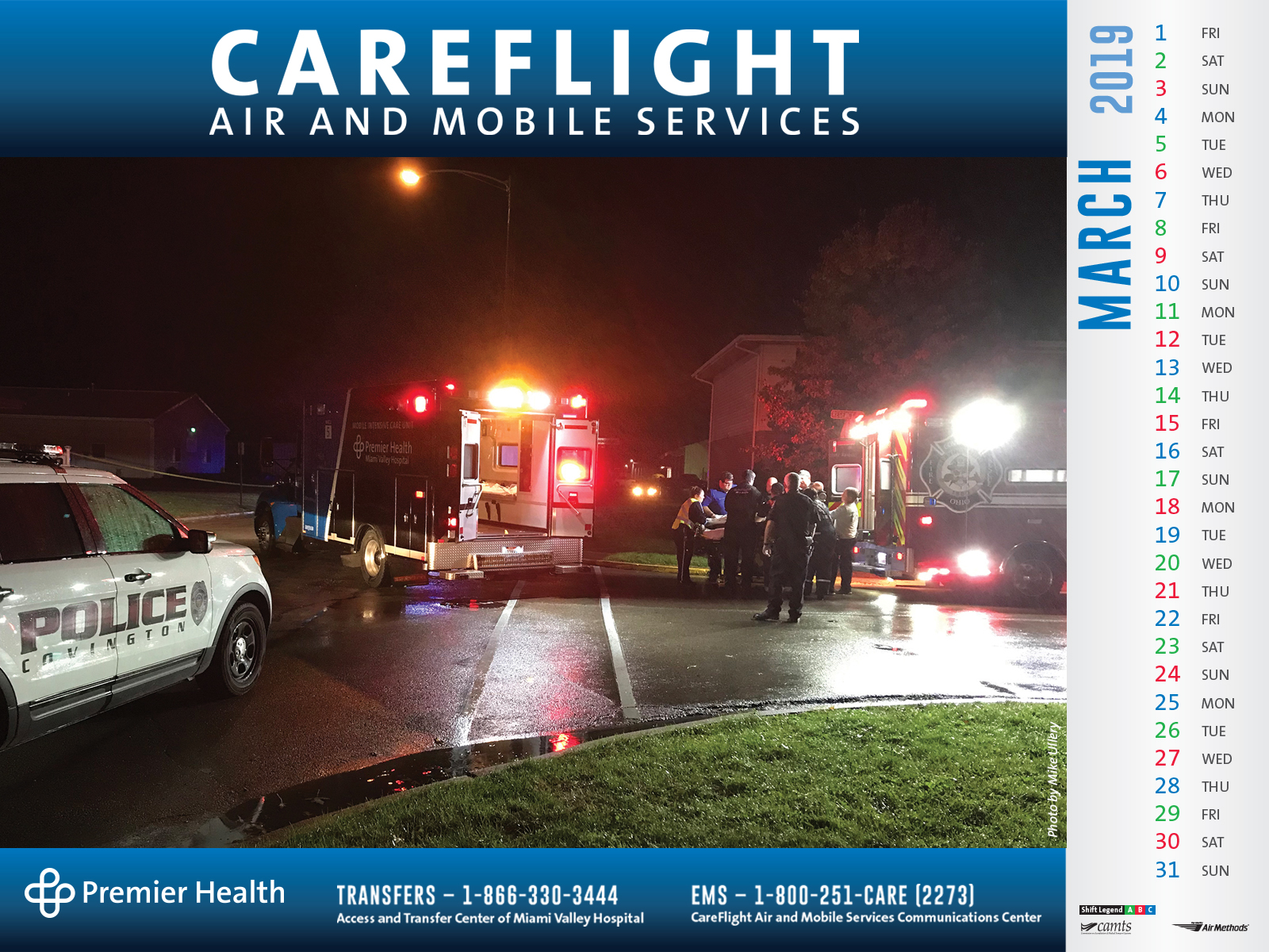 CareFlight Air and Mobile | Premier Health