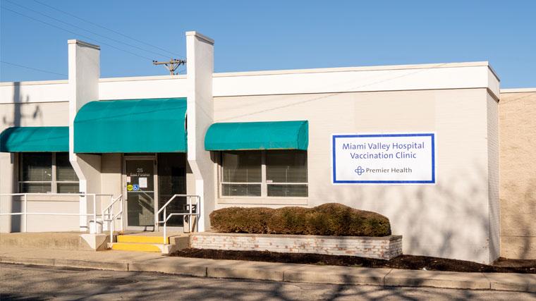 Vaccine Clinic MVH