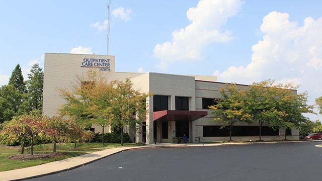 Rehabilitation at UVMC Outpatient Care Center North