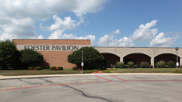 Inpatient Rehabilitation Program at Koester Pavilion