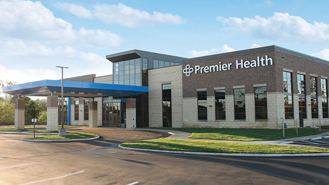 Premier Orthopedics Walk-In Clinic at Premier Physician Network - Vandalia