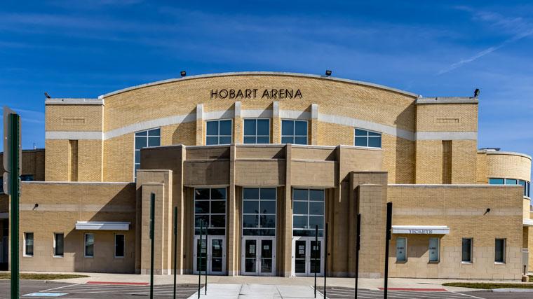 Vaccine Clinic Hobart Arena
