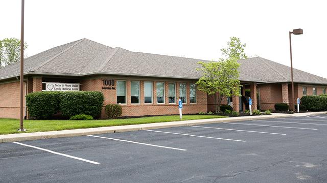Dulan and Moore Dulan Family Wellness Center