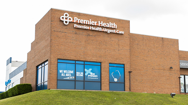 Premier Health Urgent Care - Miamisburg COVID-19 Testing