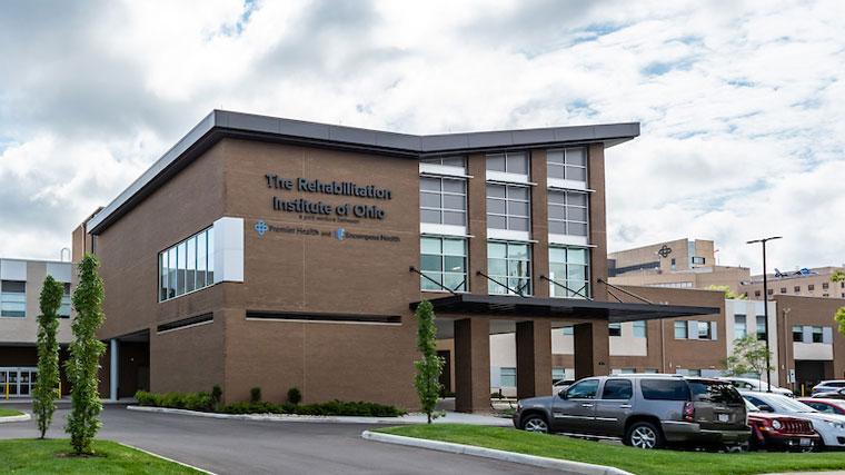 Inpatient Rehabilitation Program at the Rehabilitation Institute of Ohio