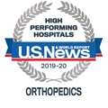 US-NEWS-Award-Orthopedics