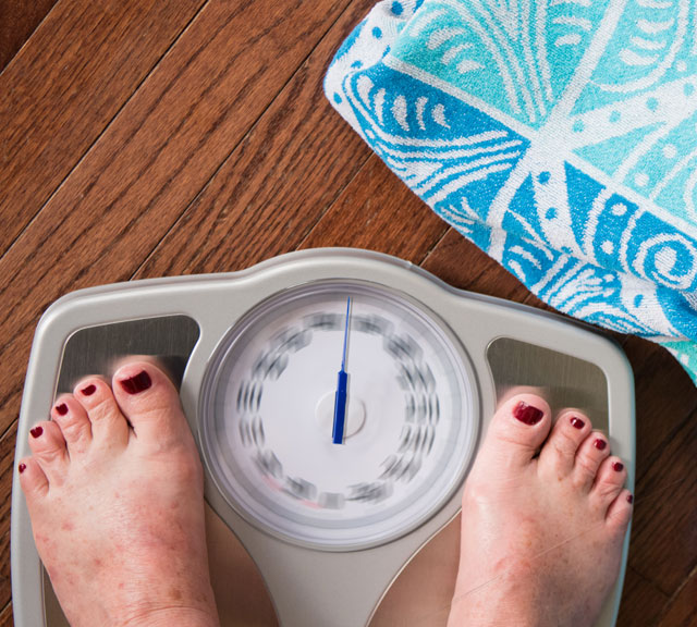 Can I Blame My Weight on Thyroid - Small