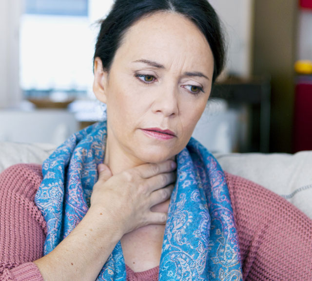 Laryngitis Causes Treatments small