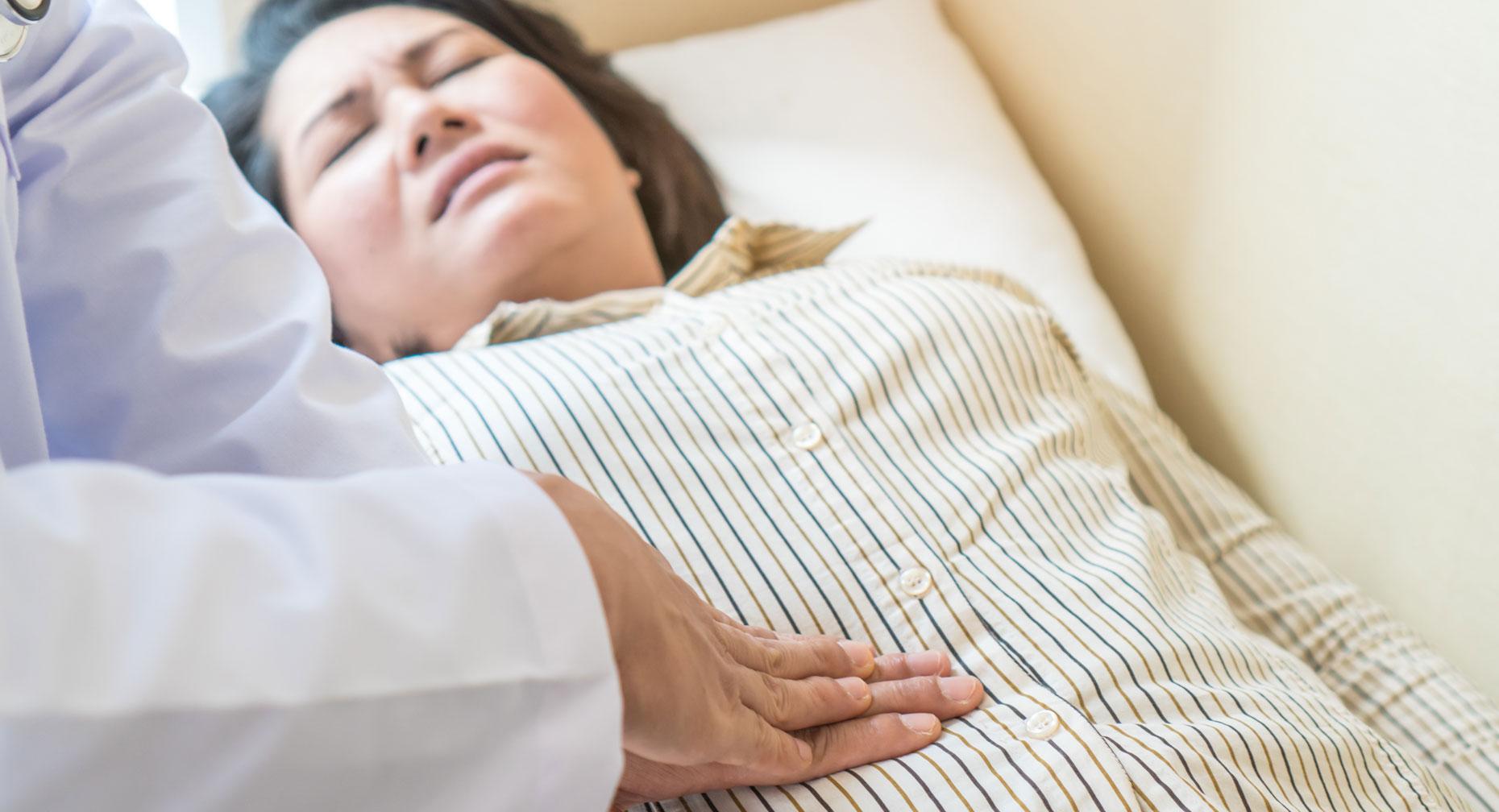 التهاب الزائدة الدودية يمكن ان يصبح قاتلا في حالة عدم علاجة